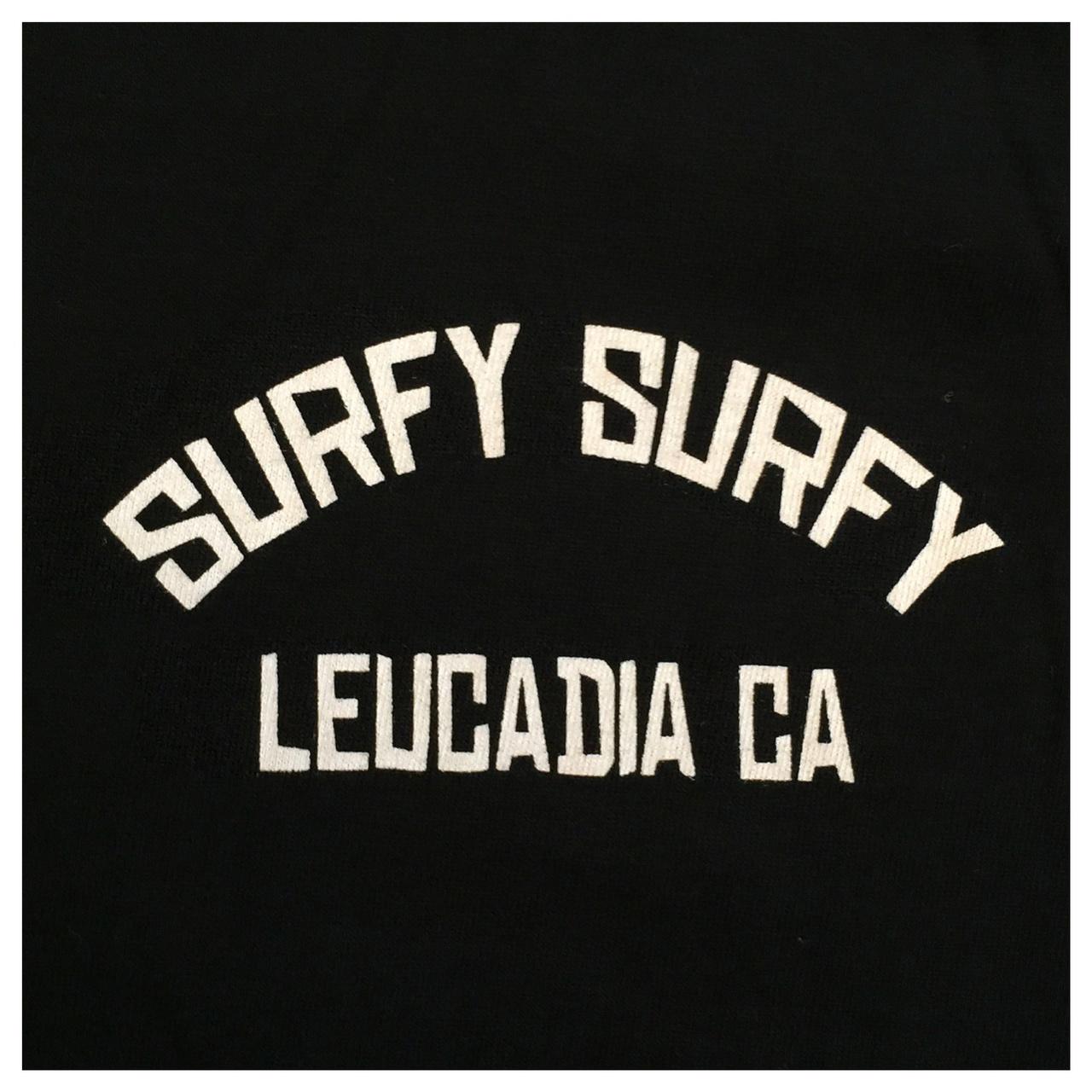 Surfy Surfy Arch tee